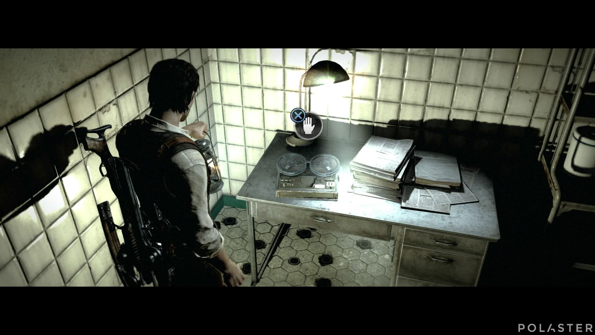 The Evil Within - Coleccionables - Informe: Conciencia asimilada