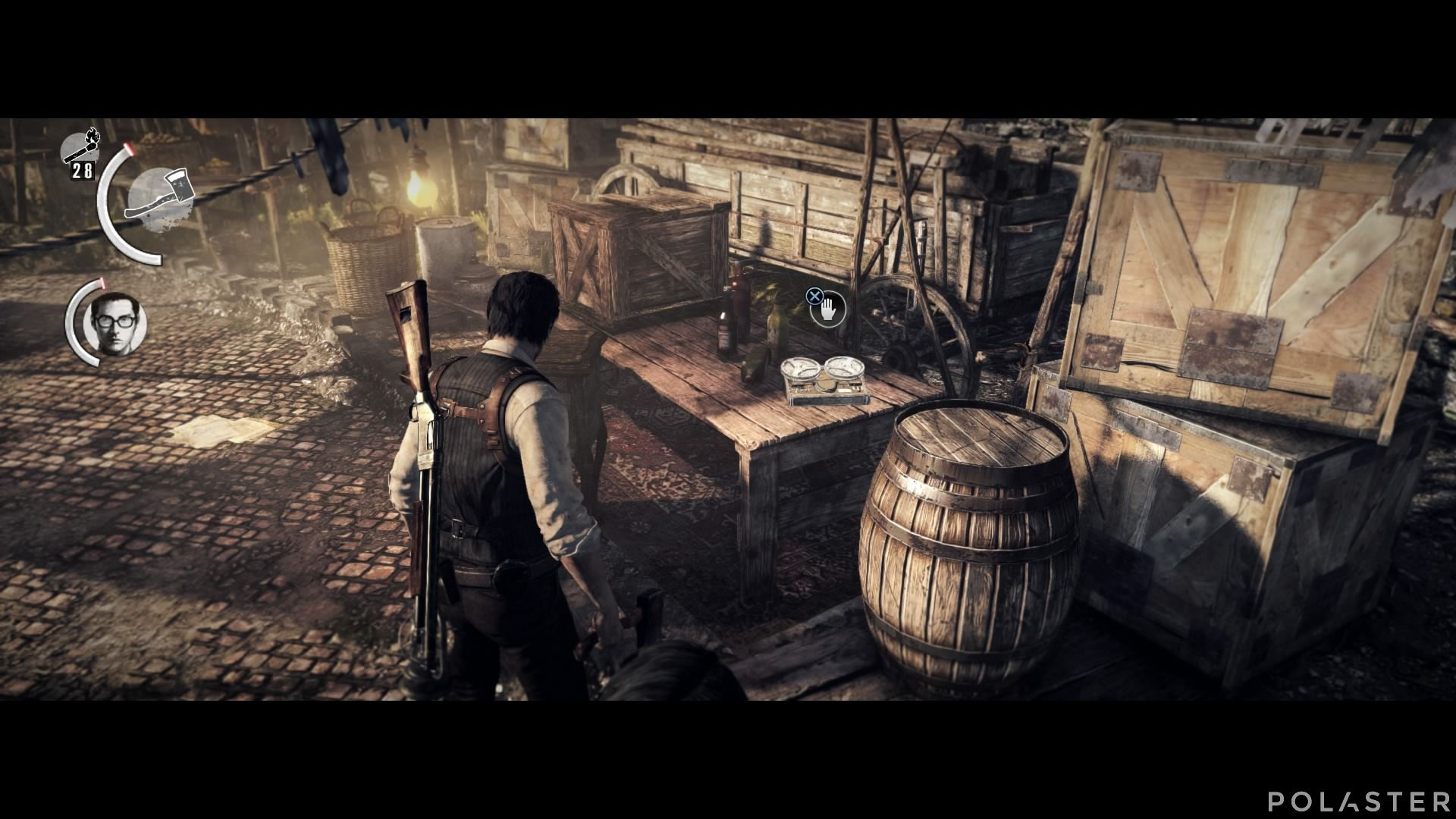 The Evil Within - Coleccionables - Informe: Ernesto Victoriano