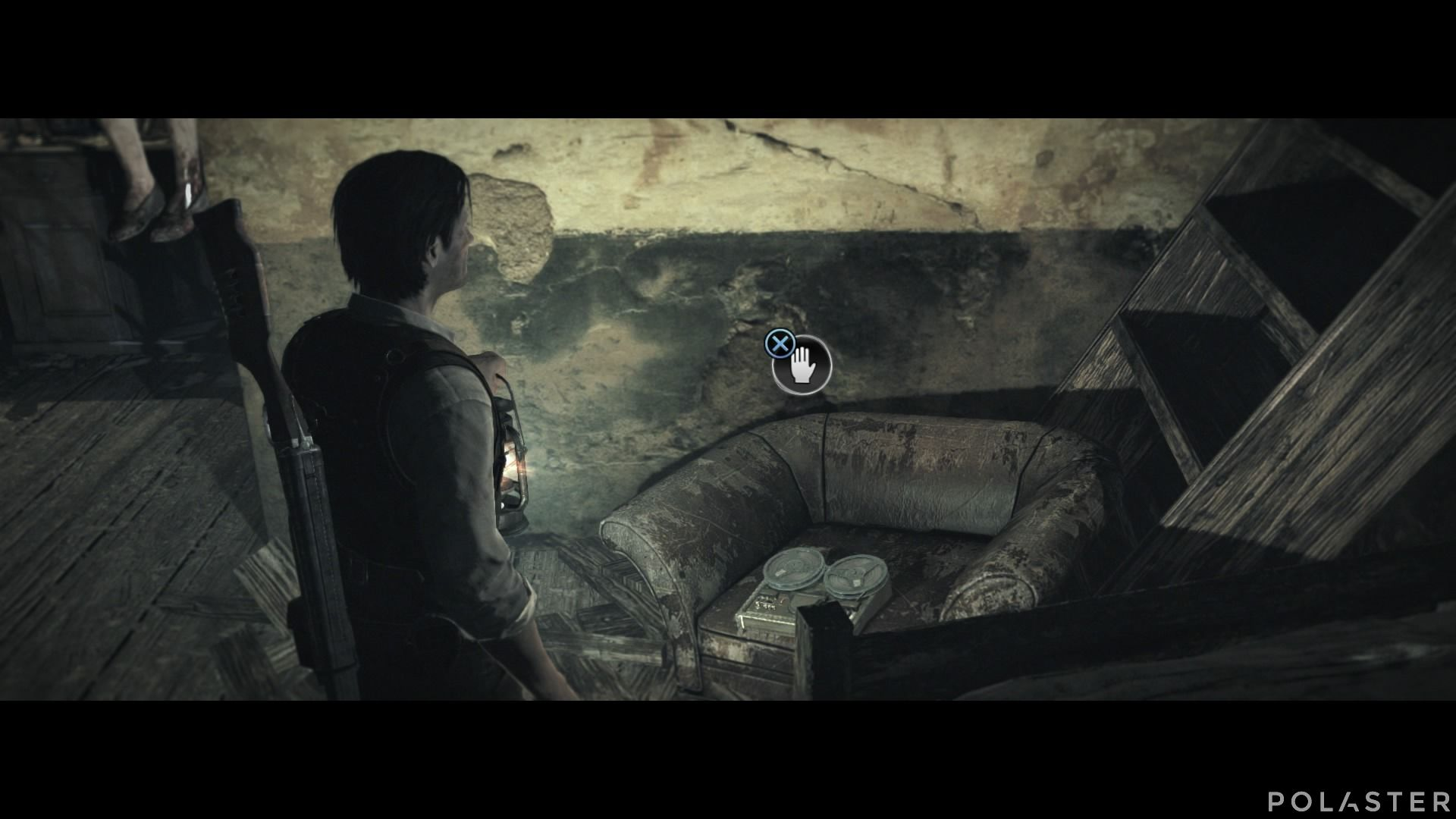 The Evil Within - Coleccionables - Informe: Experimento nº 4