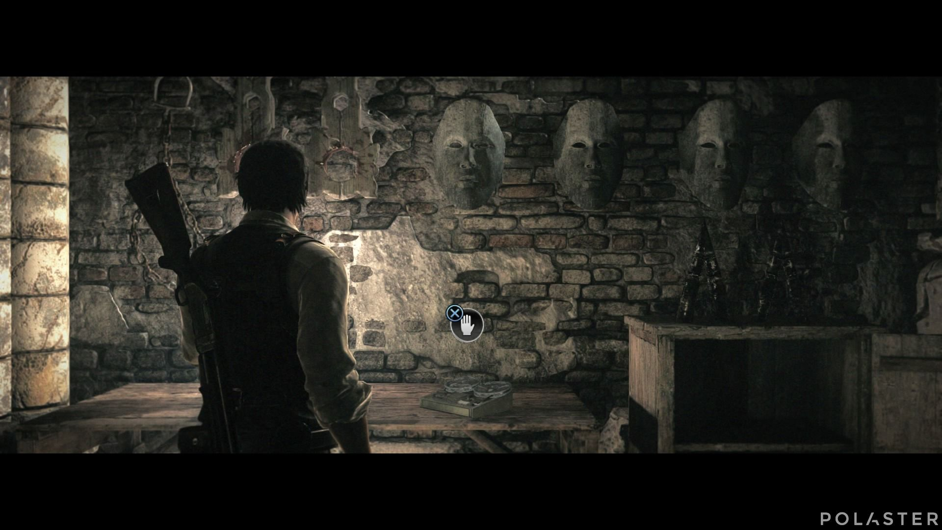 The Evil Within - Coleccionables - Informe: Guardián