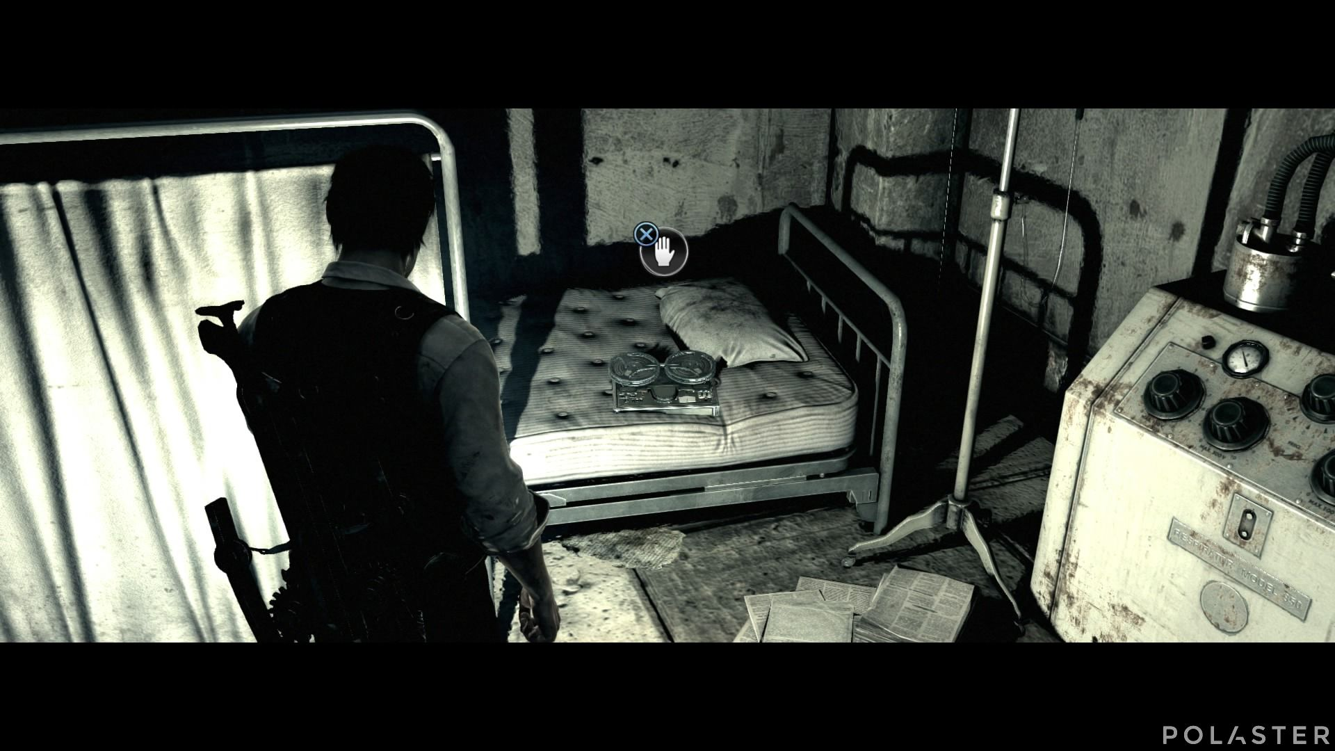 The Evil Within - Coleccionables - Informe: Laura