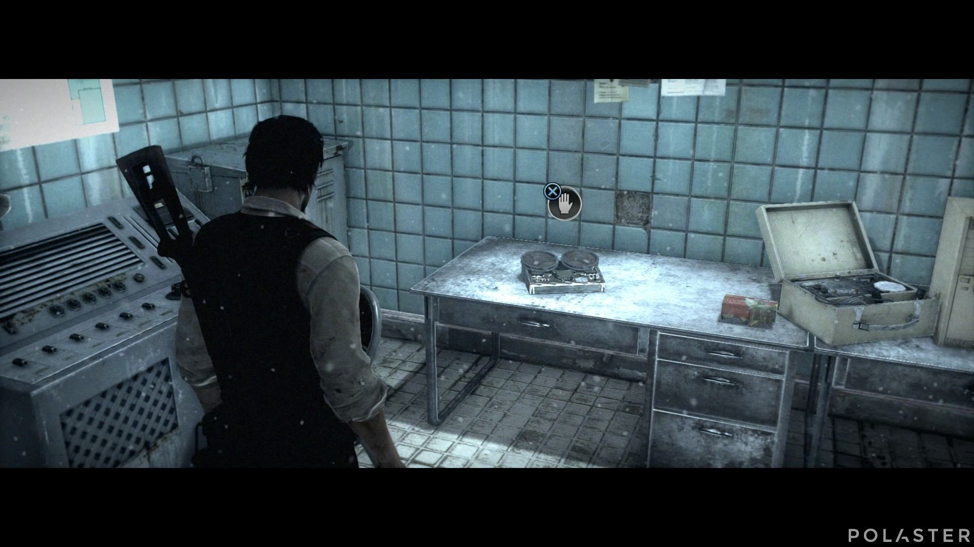 The Evil Within - Coleccionables - Informe: Traición