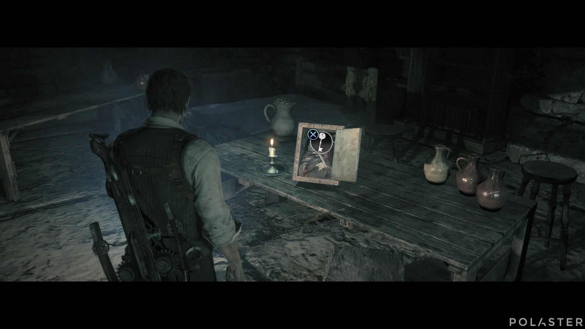 The Evil Within - Coleccionables - Llave 16