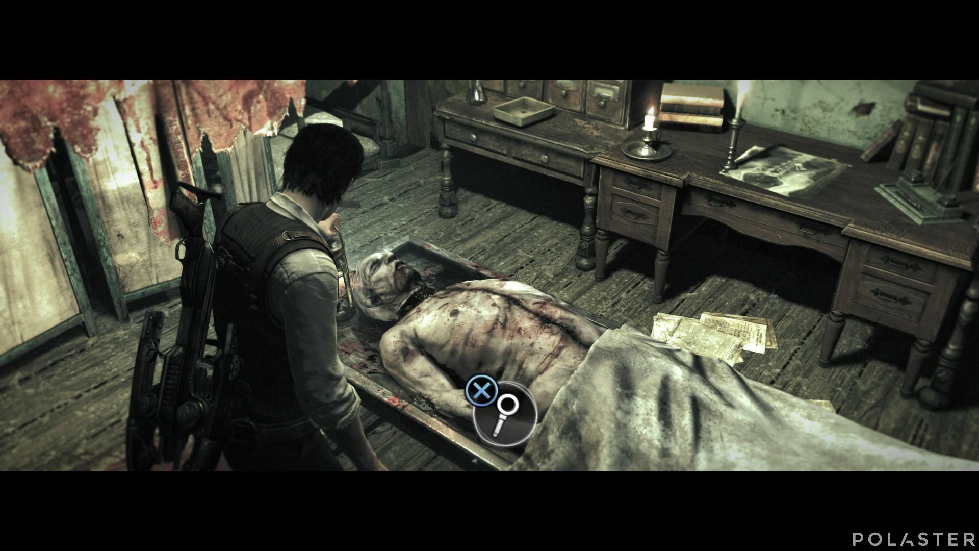 The Evil Within - Coleccionables - Llave 7