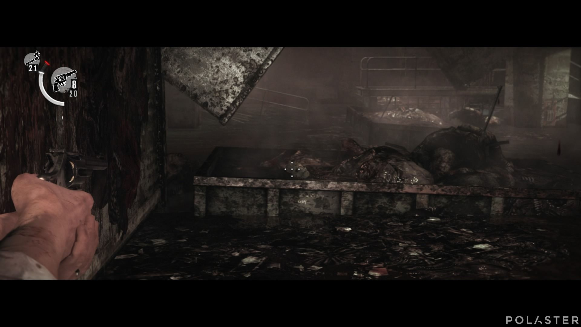 The Evil Within - Coleccionables - Llave 8