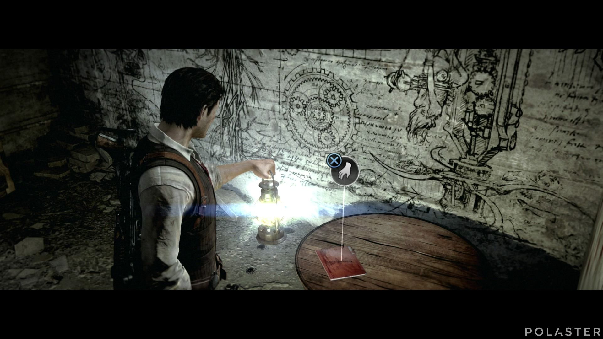 The Evil Within - Coleccionables - Documento: Nota de las instalaciones subterráneas