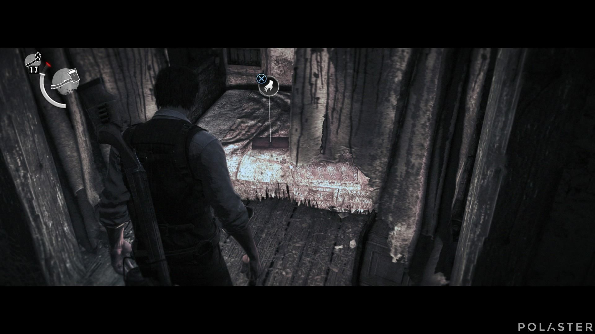 The Evil Within - Coleccionables - Documento: Nota de un lugareño