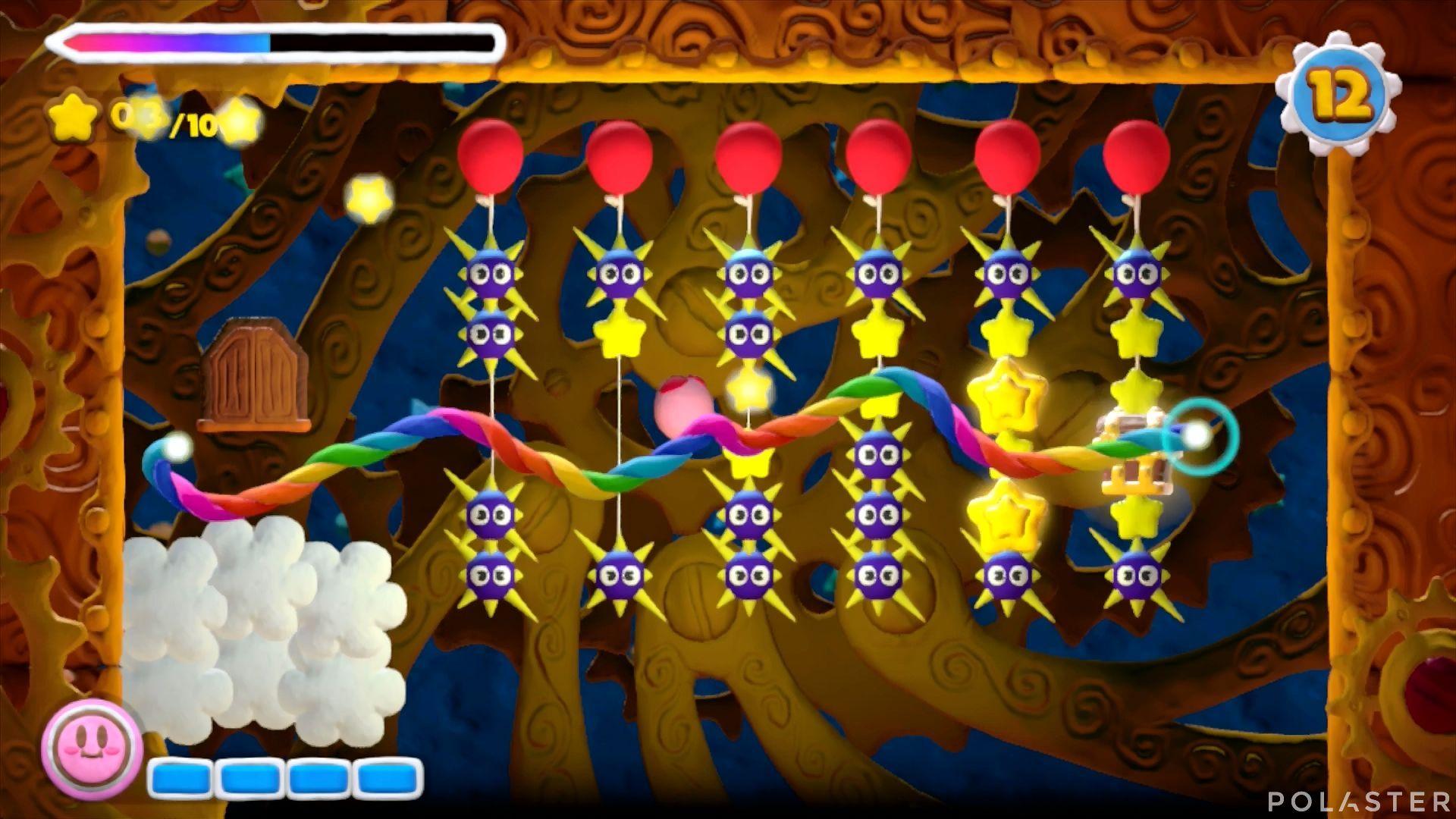 Kirby y el Pincel Arcoíris - Desafío 20: Cofre 3