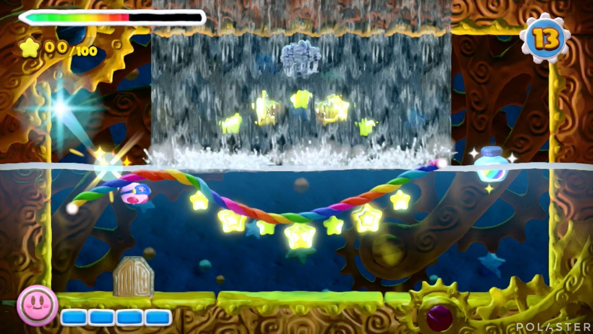 Kirby y el Pincel Arcoíris - Desafío 23: Cofre 5