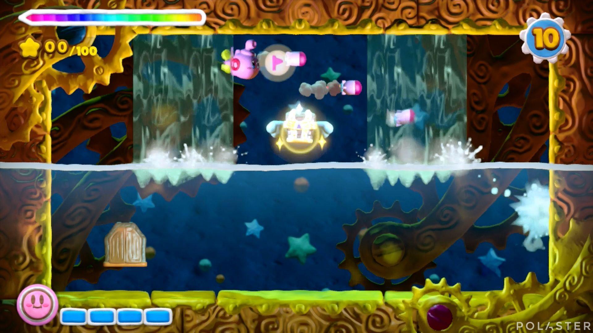 Kirby y el Pincel Arcoíris - Desafío 24: Cofre 6