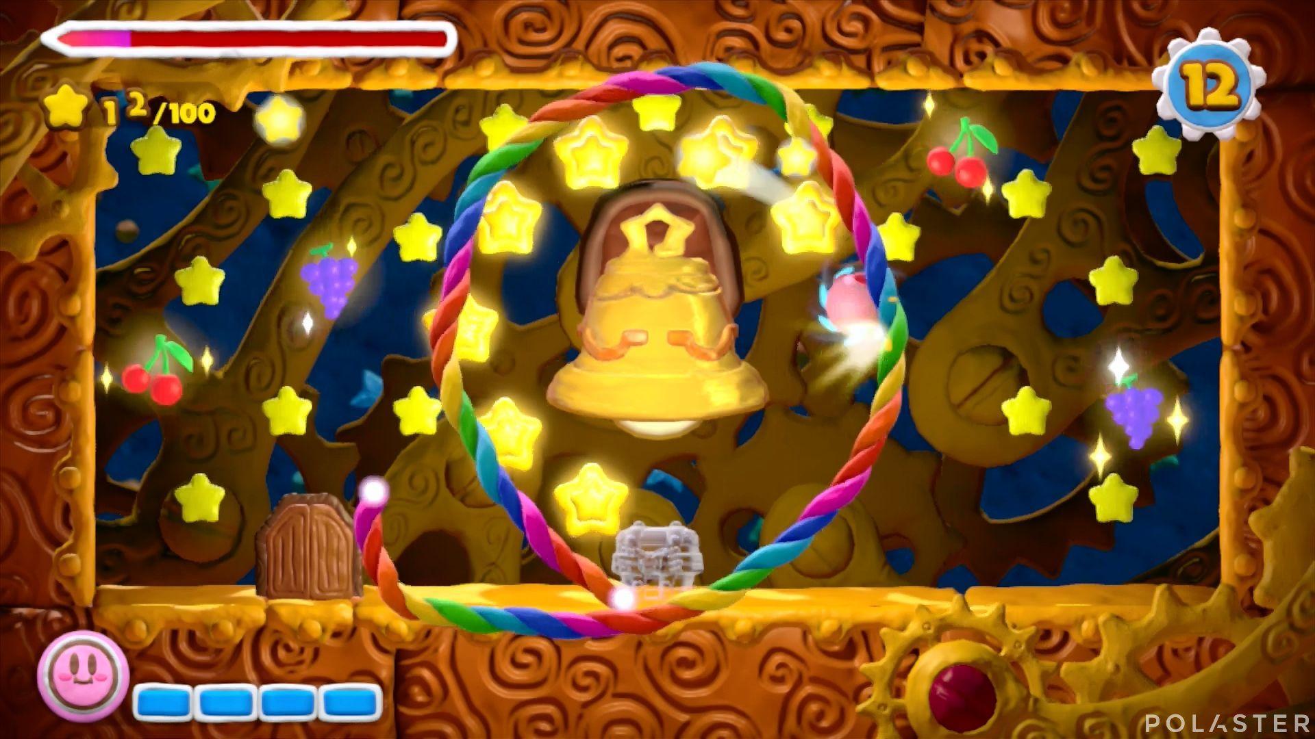 Kirby y el Pincel Arcoíris - Desafío 26: Cofre 4