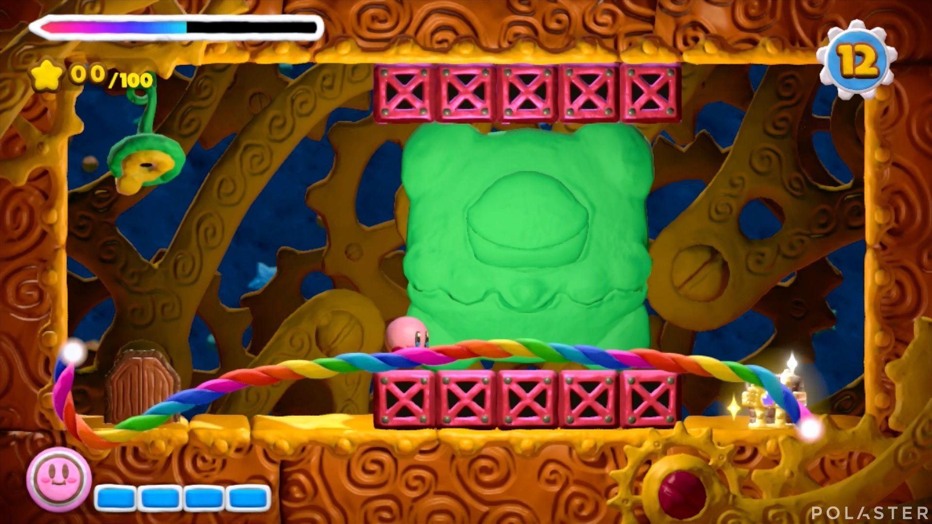 Kirby y el Pincel Arcoíris - Desafío 35: Cofre 2