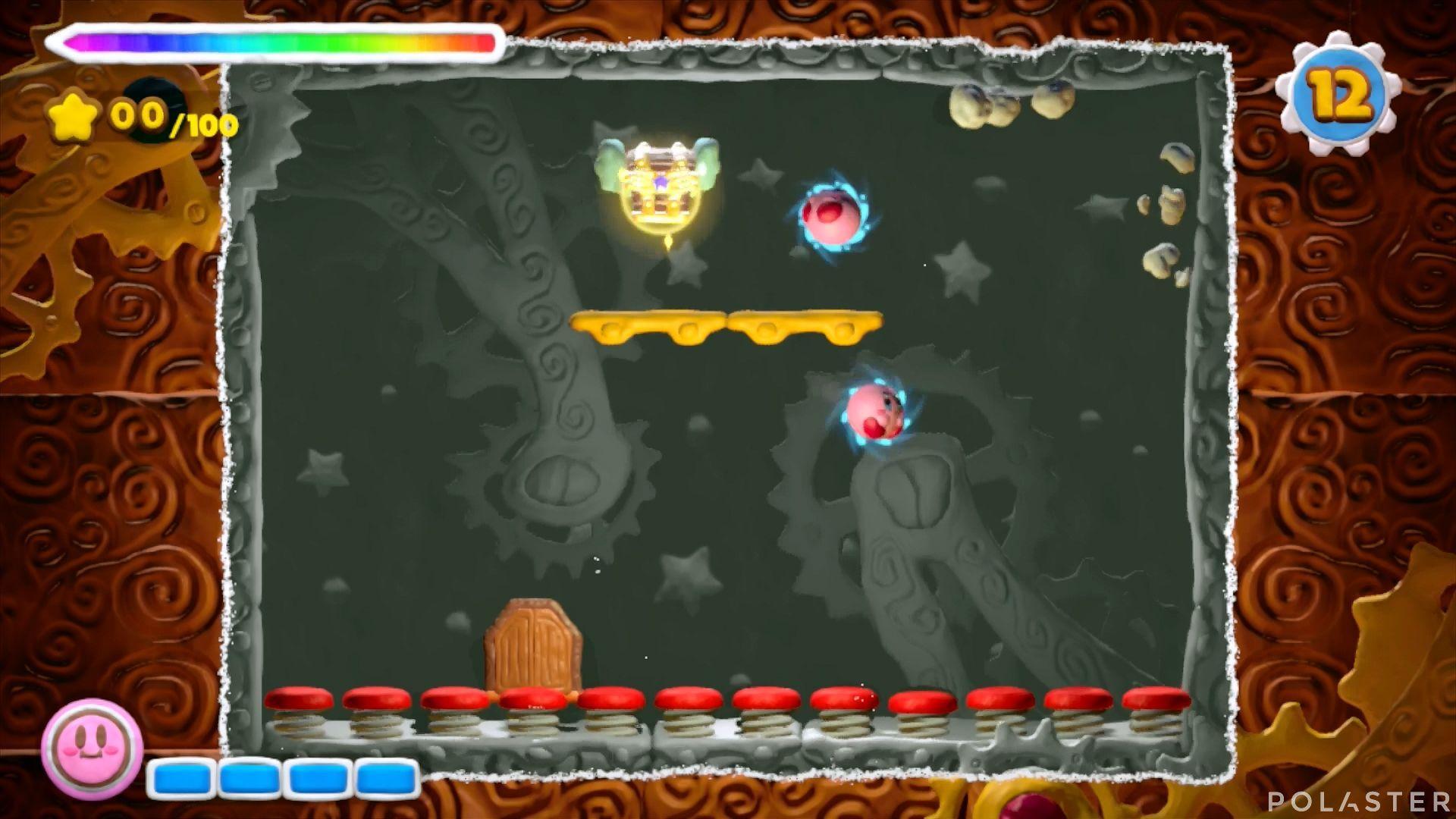 Kirby y el Pincel Arcoíris - Desafío 40: Cofre 10
