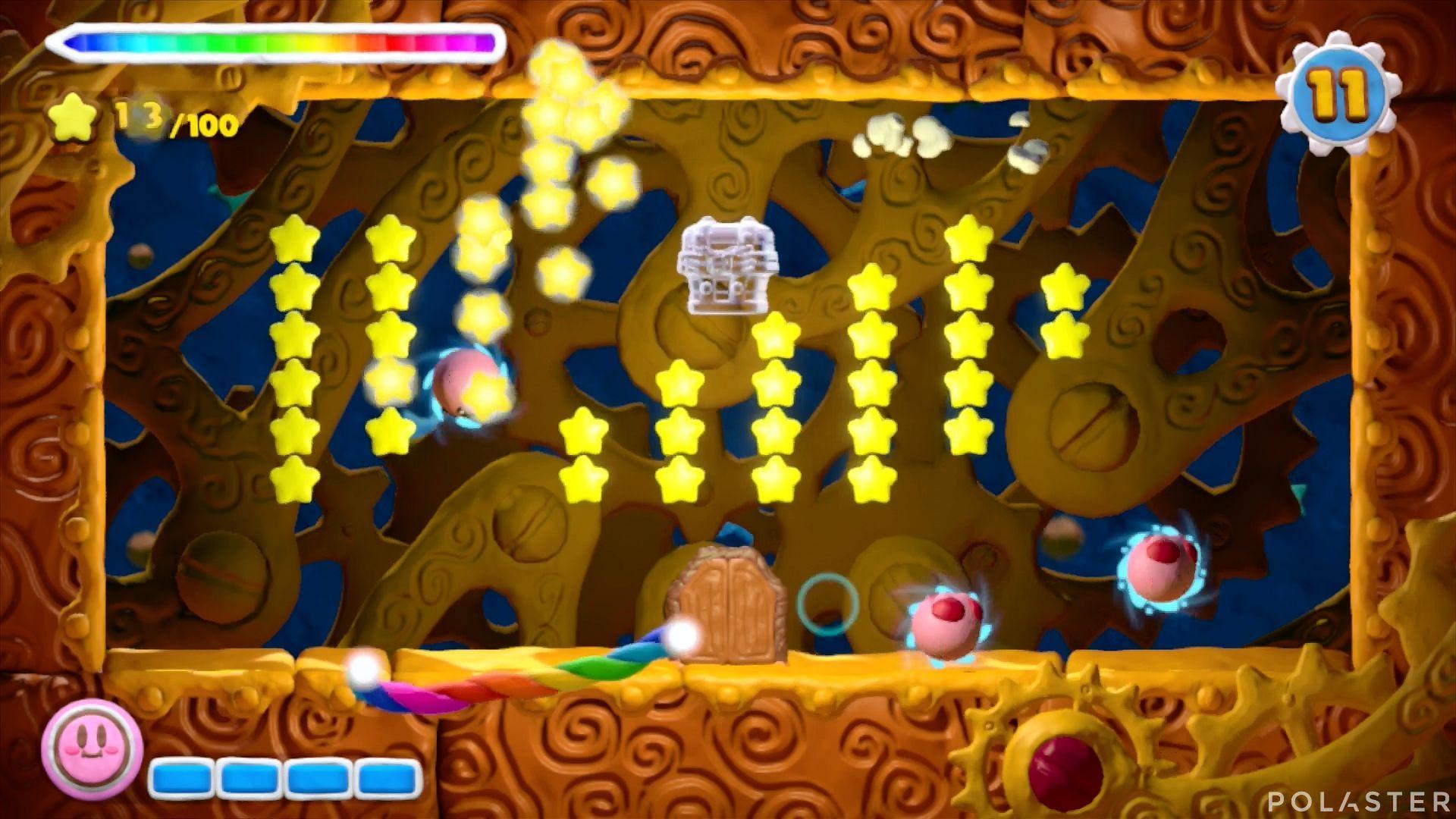 Kirby y el Pincel Arcoíris - Desafío 40: Cofre 2