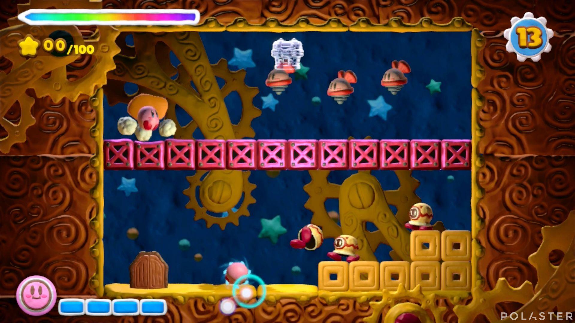 Kirby y el Pincel Arcoíris - Desafío 40: Cofre 9