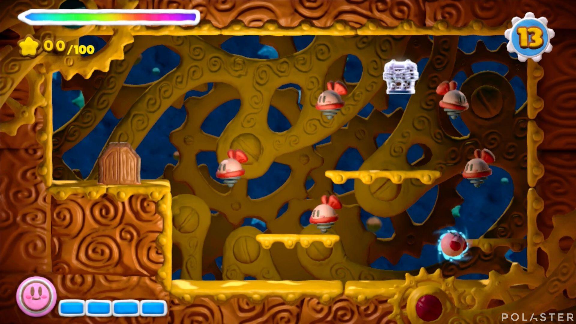 Kirby y el Pincel Arcoíris - Desafío 8 Cofre 2