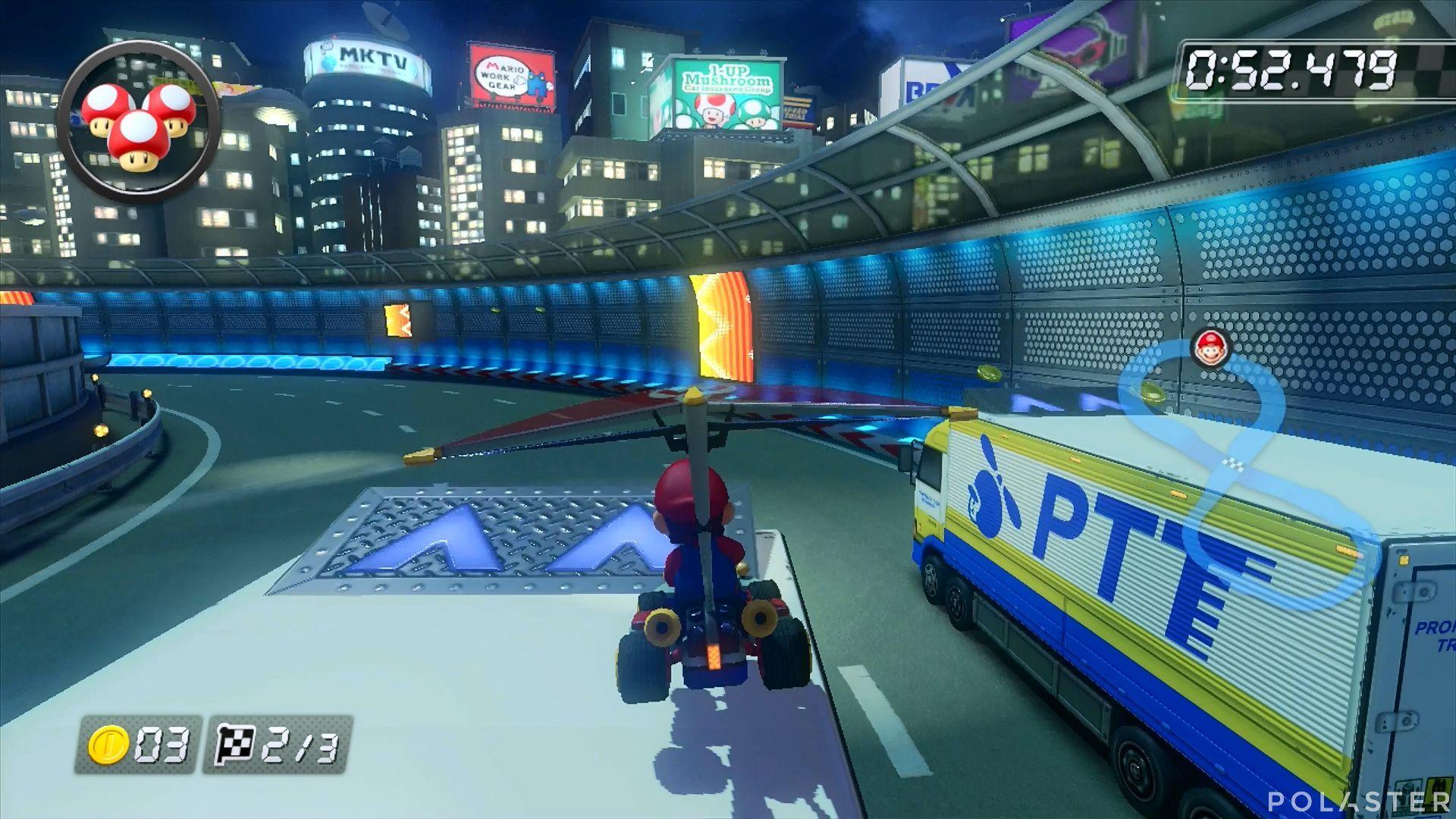 Mario Kart 8 - Autopista Toad