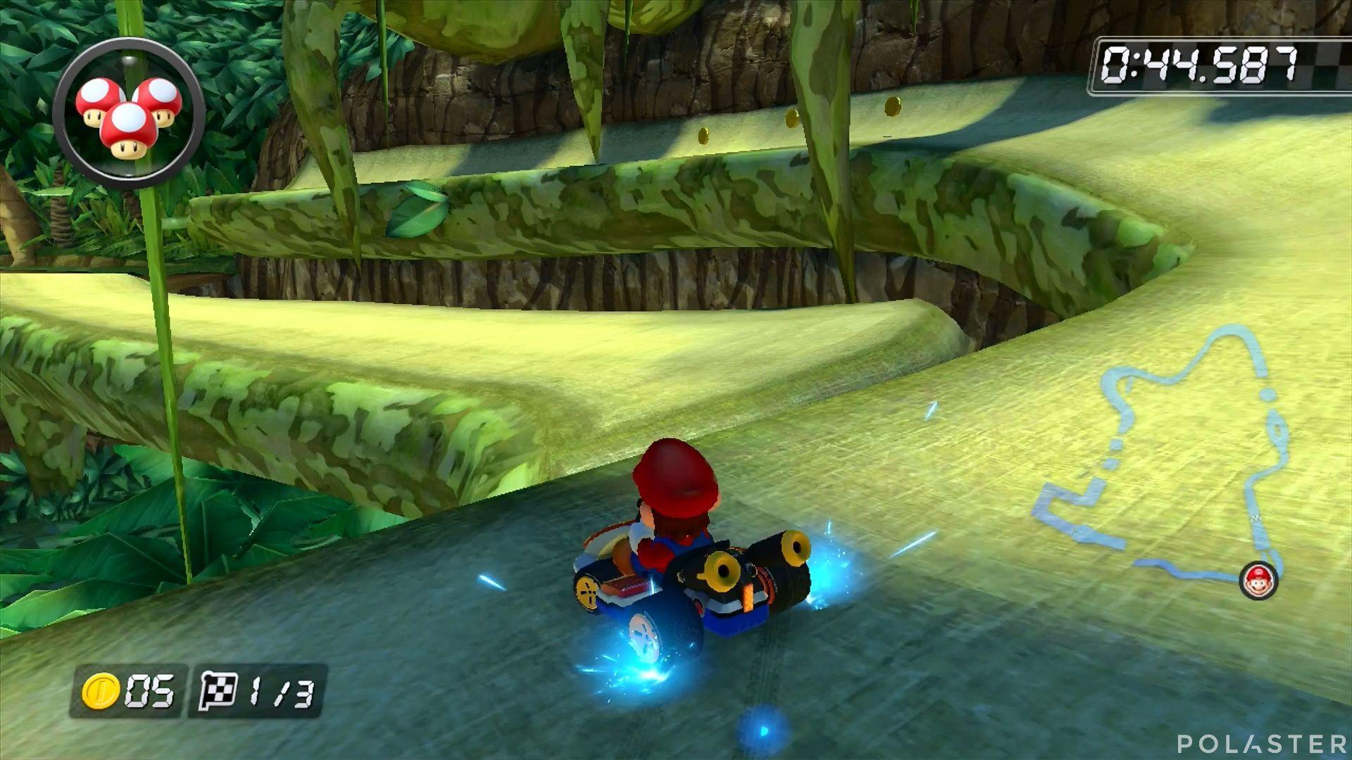 Mario Kart 8 - Jungla DK