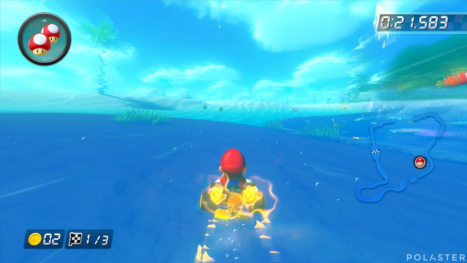 Mario Kart 8 - Playa Cheep Cheep