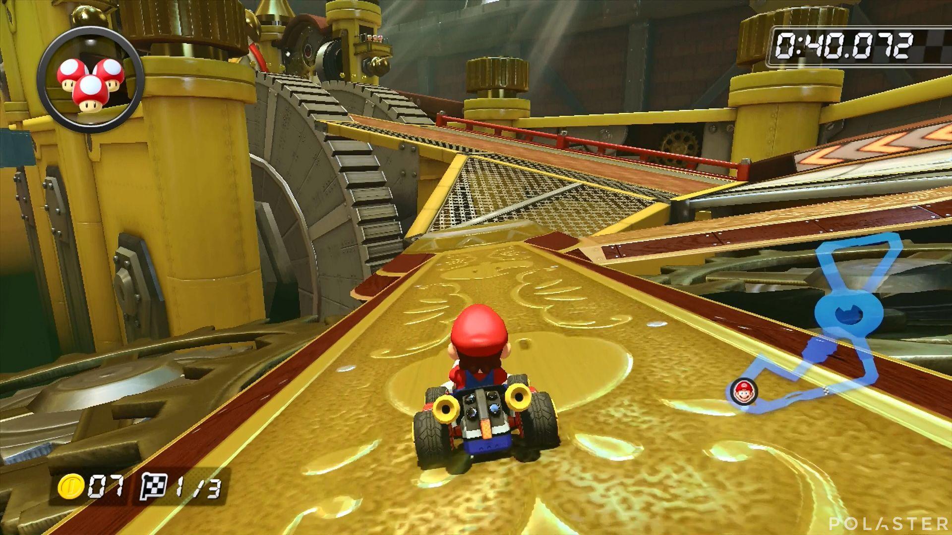 Mario Kart 8 - Reloj Tictac