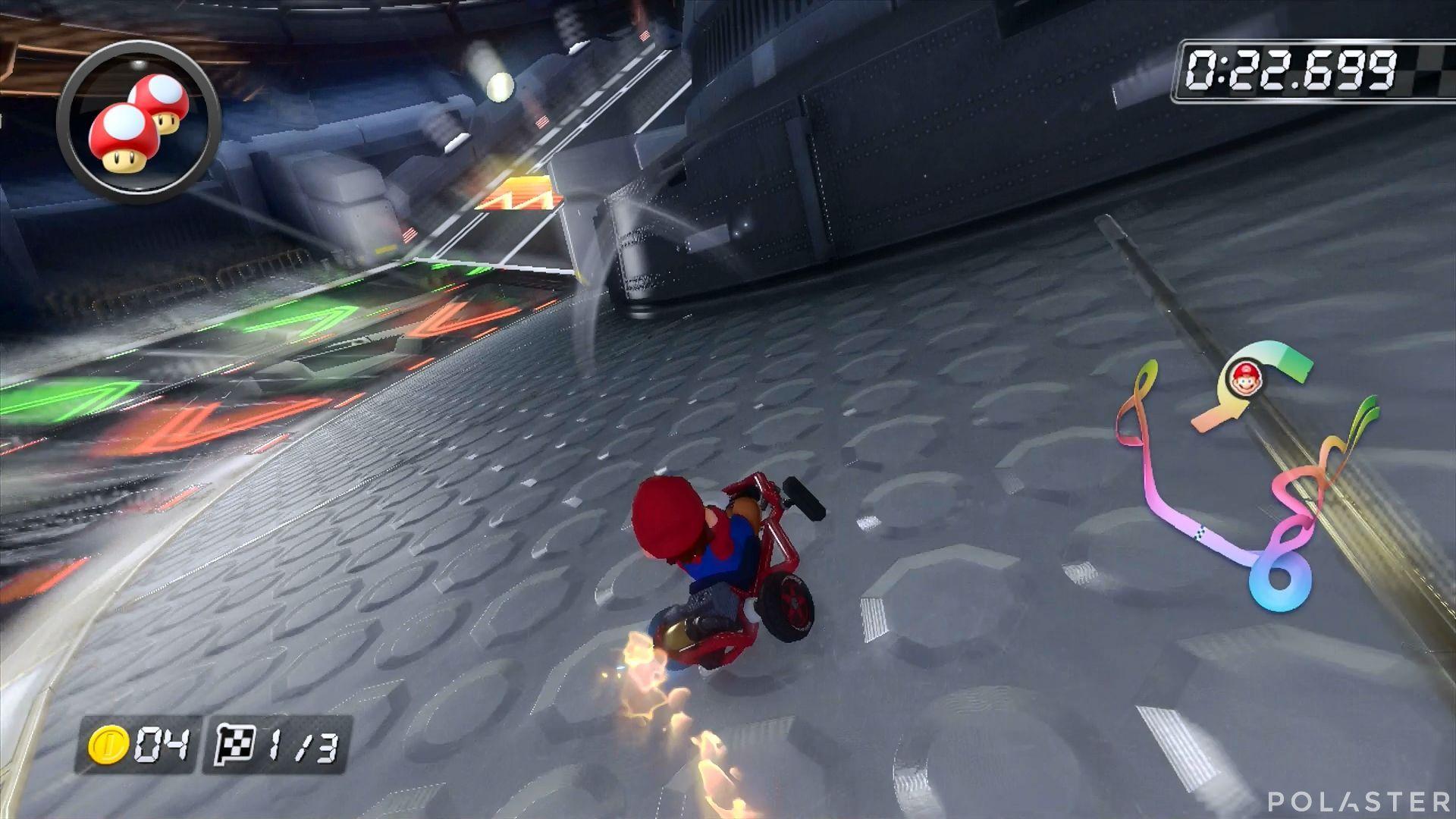 Mario Kart 8 - Senda Arco Iris
